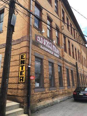 Old School Italian Sandwich Shop