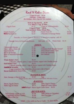Rock 'N Robin Diner