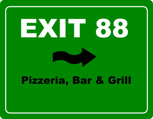 Exit 88 Pizzeria Bar & Grill