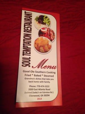 Soul Temptation Restaurant
