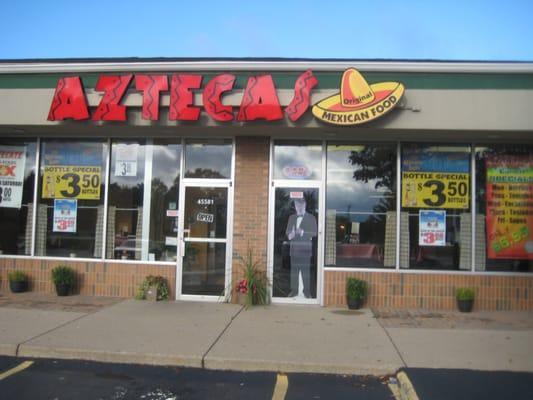 Azteca's Margarita Bar & Grill
