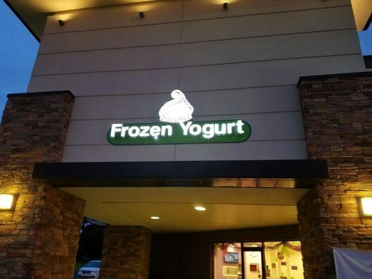 Swurlz Frozen Yogurt