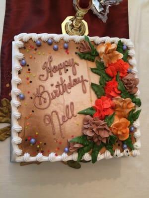 Chez Cake Bakery
