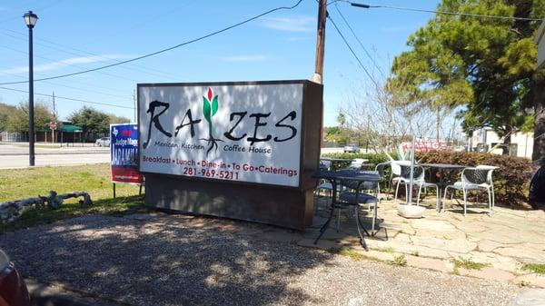 Raizes Mexican Kitchen and Coffee House