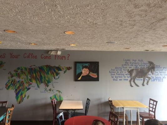 Billy Goat Coffee Cafe