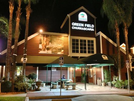 Green Field Steak House