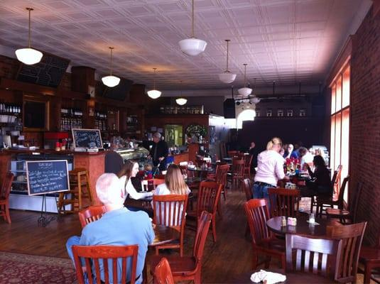 Perk Ave Cafe & Coffee House