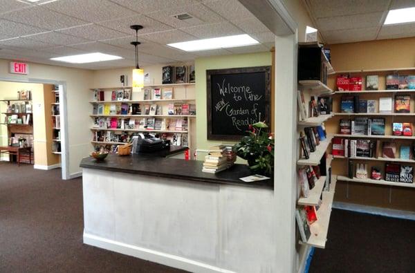 Garden of Readin' Book Store & Tea Room