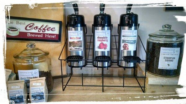 Inspirational Grounds Coffee House