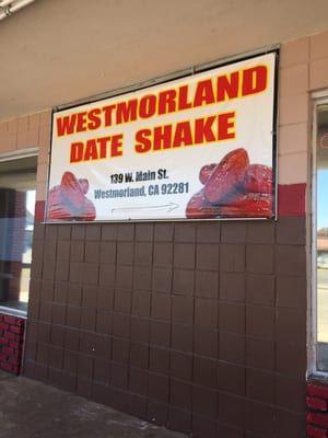Westmoreland Date Shake