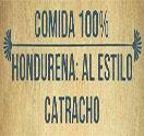 Comida 100% Hondurena Al Estilo Catracho
