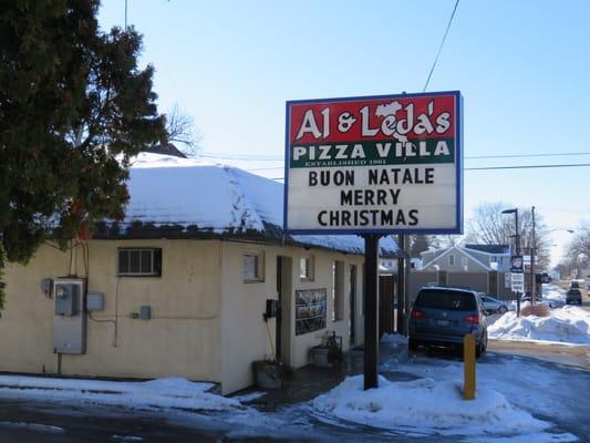 Al & Leda's Pizza Villa
