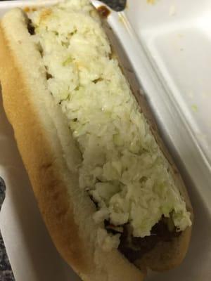 Hutz Hot Dogs