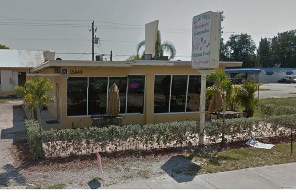 Guatemex Restaurant