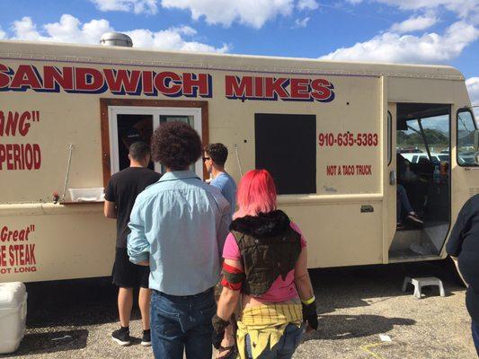 Sandwich Mike's