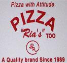 """Pizza """"Rias"""" Too"""