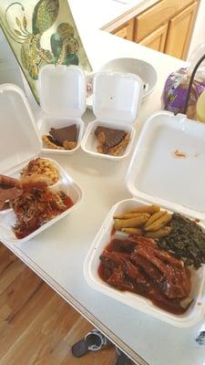 BBQ & Soul Food 4 Real