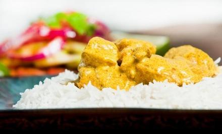Royal Curry and Kabab