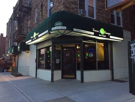 Green Lite Lounge
