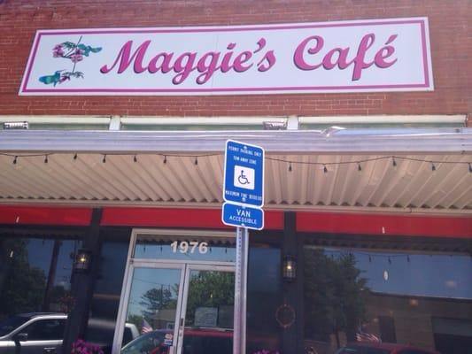 Maggie's Cafe