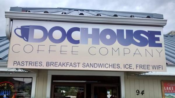 Doc House Coffee & Rentals