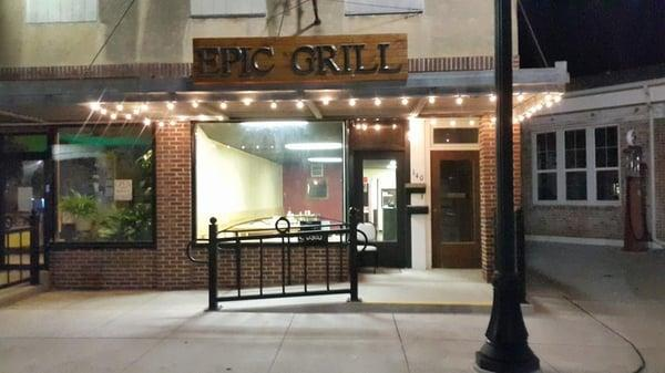Epic Grill