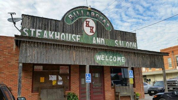 Bill & Rosa's KK Steakhouse & Saloon