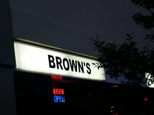 Brown's Billiards Of Raleigh