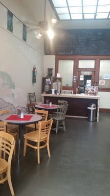 1st Street Coffee Gallery