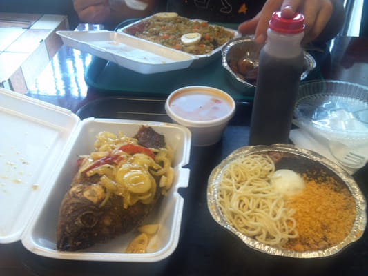 Zoodo African and American Restaurant
