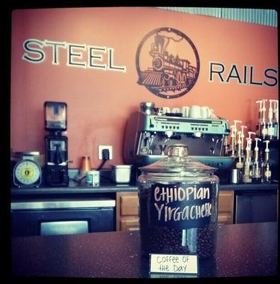 Steel Rails Coffee House