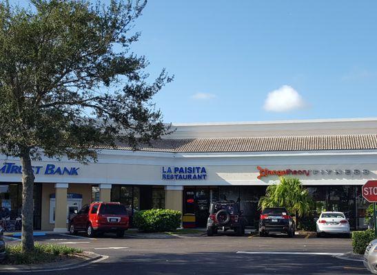 La Paisita Colombian Bakery and Restaurant