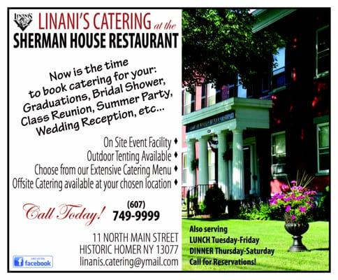 Sherman House Restaurant