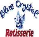 Blue Crystal Rotisserie
