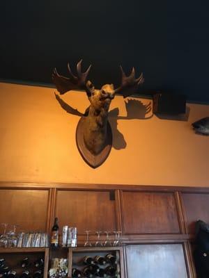 Buck's American Cafe