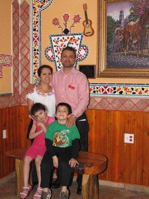 La Fiesta Family Mexican Restaurant
