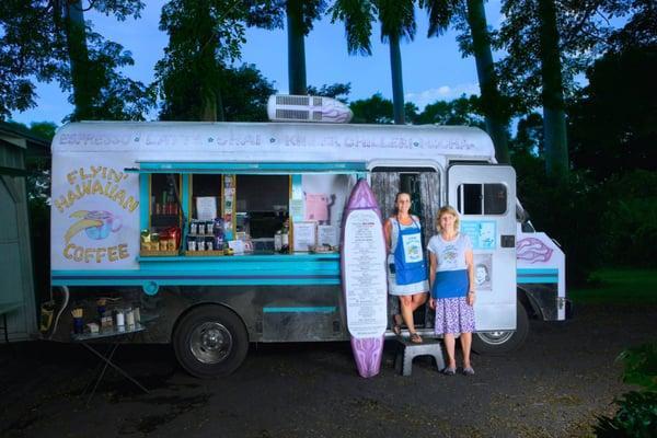 Flyin Hawaiian Coffee