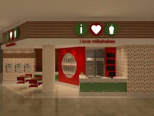 I Love Milkshakes