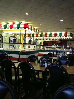 Sicily's Ultimate Italian Buffet