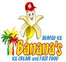 Banana's Shaved Ice & Ice Cream And Fast Food
