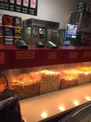 Joe Brown's Carmel Corn