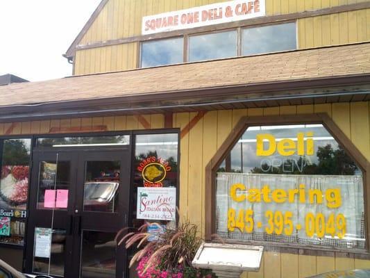 Square One Deli & Cafe