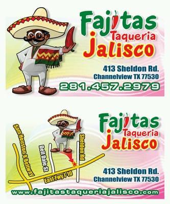 Fajitas Taqueria Jalisco