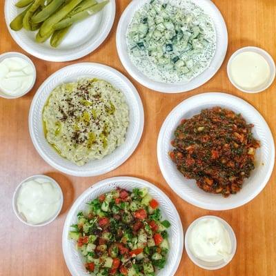Yaffa Market & Grill