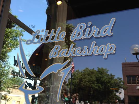 The Little Bird Bakeshop