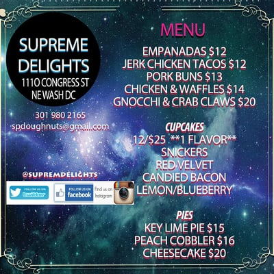 Supreme Delights