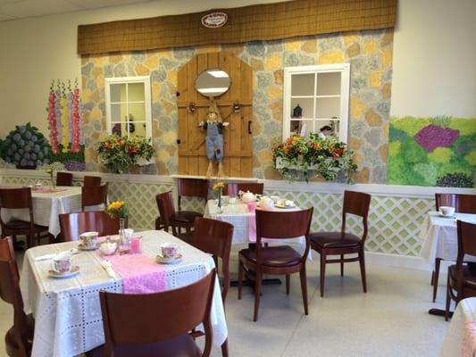 English Garden Tea Cafe