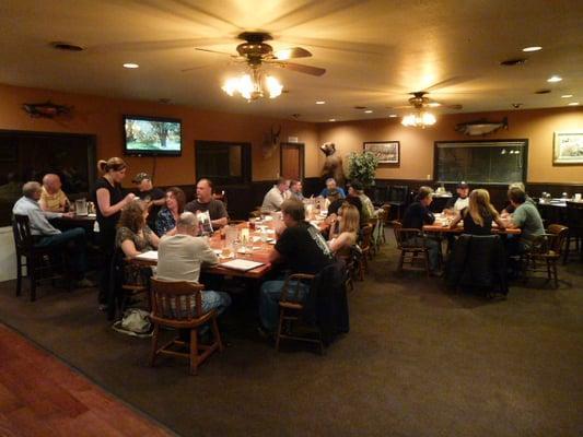 Shady Nook Restaurant & Lounge