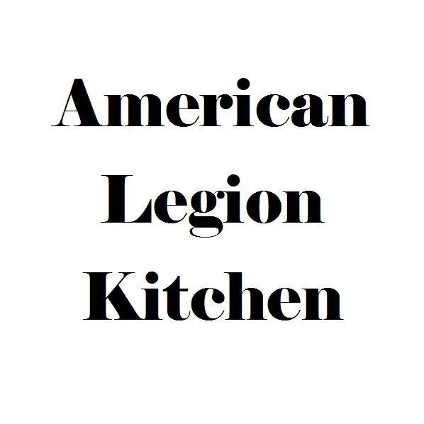 American Legion Kitchen