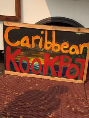 Caribbean Kook Pot